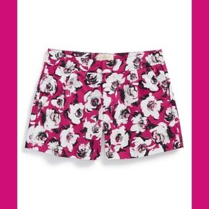 NWT $54 kate spade new york Raya Floral Shorts 3